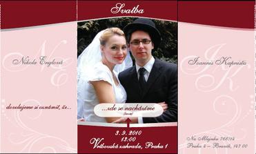 Naše svatební oznámení...zavřené