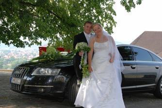 naše svadobné autičko,ďakueme Rasťo