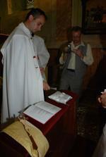 Nielen dobrý kaplan, ale aj kamarat :)