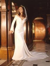 pekne goticke svadobne saty :-)