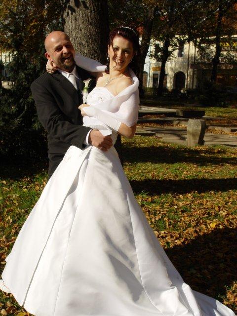Zuzana Zakutanska{{_AND_}}Jozef Kmec - zase v parku :-)