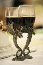 nase svadobne pohare :-)