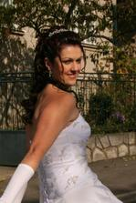 ja opreta o svadobne afticko :-)