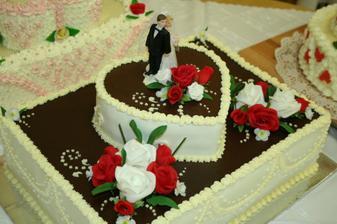 torta od rodinky :-) mnam