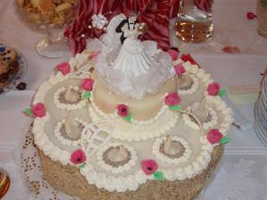 náš hlavní dort