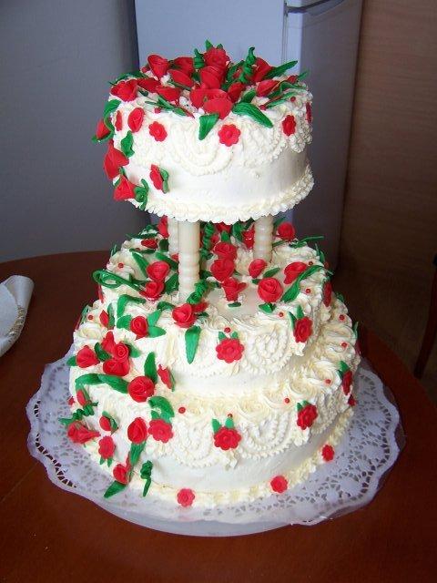 Alena Godušová{{_AND_}}Peter Maďaroš - naša tortička