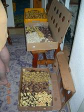 tvarohové, makové, ořechové...