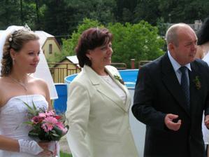 jedna s rodiči