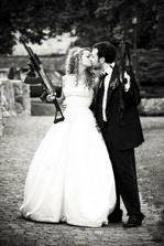 ... make love not war ... ha ha