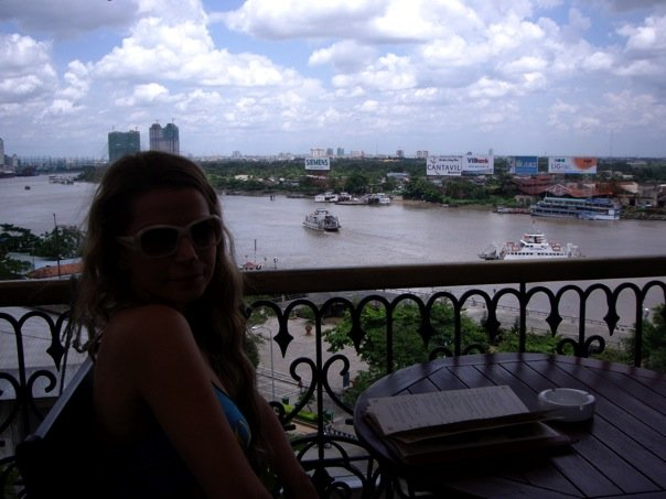 Lucia{{_AND_}}Aaron - ... svadobna cesta: Vietnam, uzasna krajina, ale len pre dobrodruzne povahy ;-) ... Ho Chi Minhove Mesto(Saigon) treba vidiet! ;-)