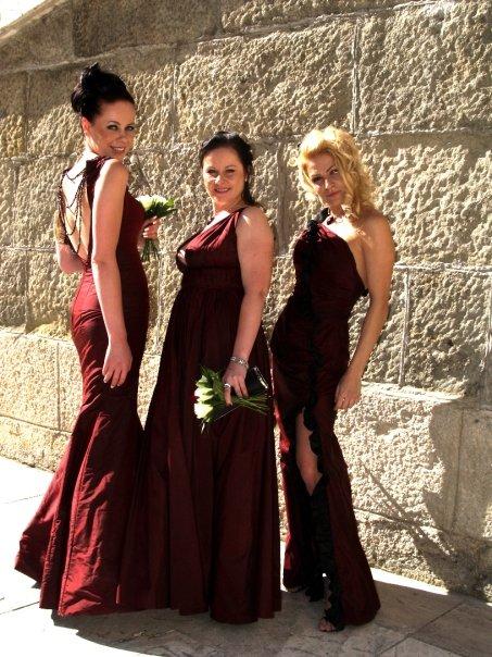 Detailiky nasej svadby 13.9.2008 - ... a realita ... ;-)