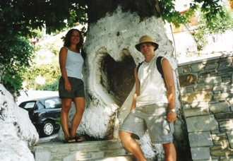 Naša svadba 2.jún 2007 - Thassos Grécko