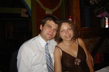 Naša svadba 2.jún 2007 - promócie 2006