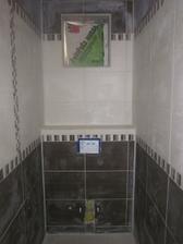 Tu bude záchodová misa