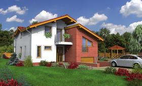 A toto bude náš nový dom.