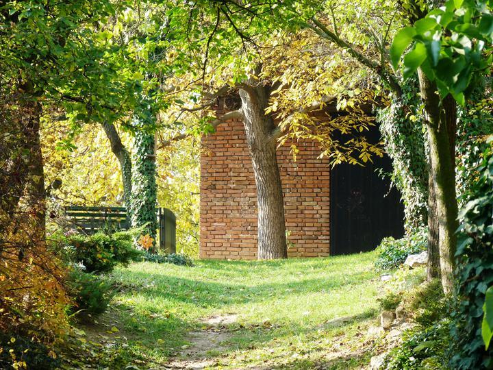 Dům drobných radostí - Podzim