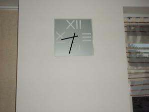 nové hodiny