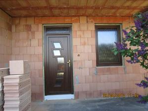 osadene vchodove dvere