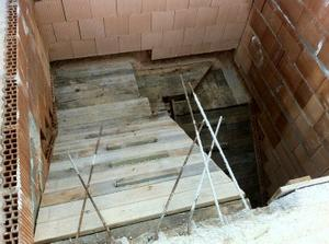 priprava na schody