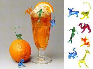 něco pro dětičky na skleničky at mají radost :-)