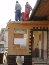 búranie verandy,všetko svojpomocne