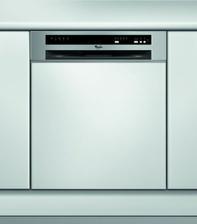 vstavaná umývačka Whirlpool ADG 6600 IX