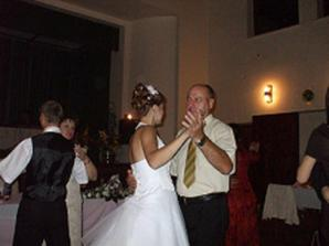 tanec s rodicmi