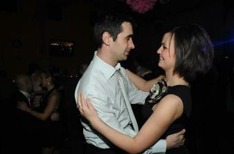 Skúška svadobného tanca :-)
