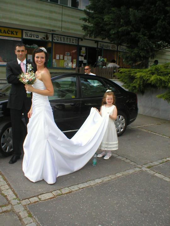 Svadobné od našich svadobčanov - Obrázok č. 2