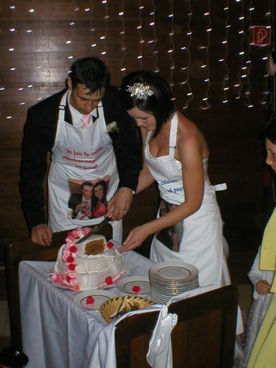 Svadobné od našich svadobčanov - ...aj tu nám to ladilo :-)