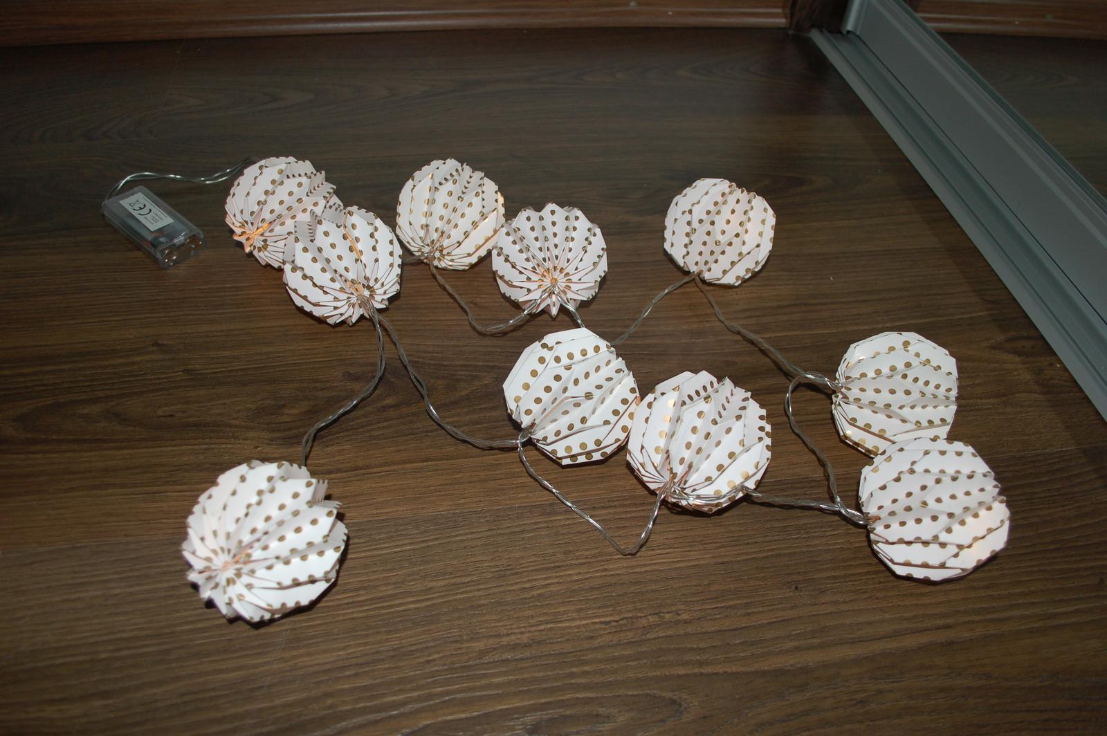 Svetielka-lampasiky- 1m - Obrázok č. 1