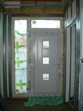 Naše krásne bezbečnostné dvere...