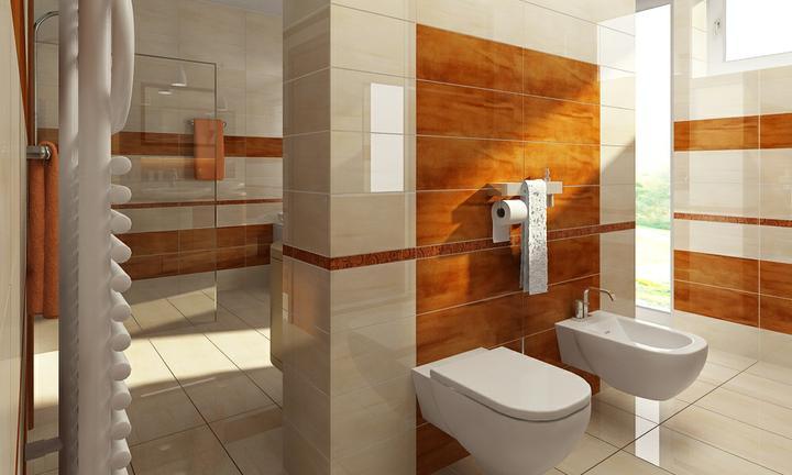 Projekt kúpelne Klobušice - Obrázok č. 2