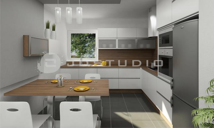 Projekt interiéru RD Budča 2 - Obrázok č. 2