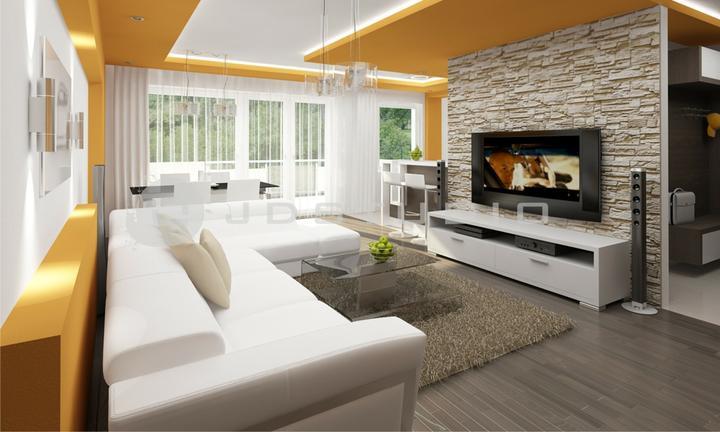 Projekt interiéru bytu Zvolen - Obrázok č. 3