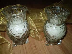starožitné svietničky :-)