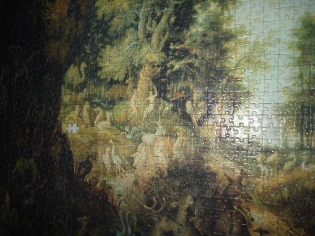 obraz z puzzlov, 3000ks - Obrázok č. 3