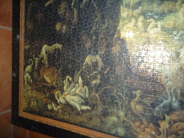 obraz z puzzlov, 3000ks - Obrázok č. 4
