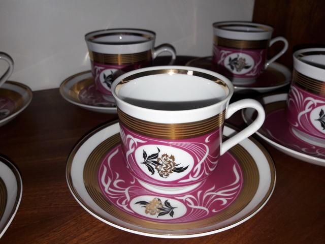 kávová suprava - Obrázok č. 2