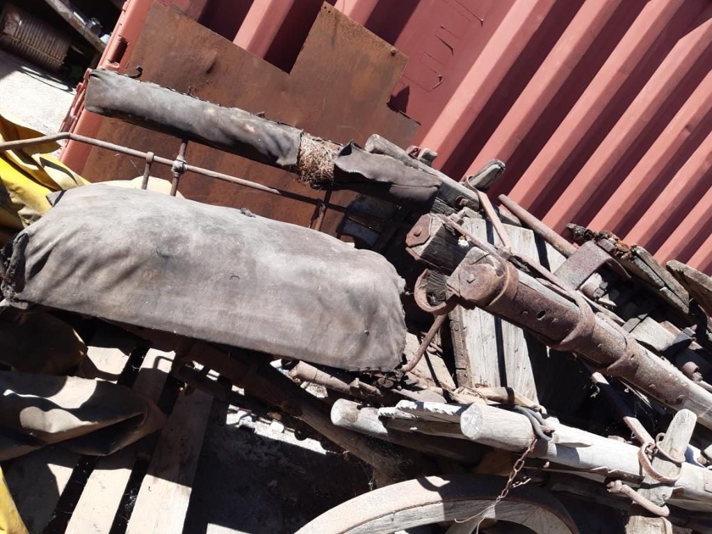 drevený voz  - Obrázok č. 3