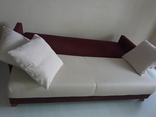 rozkladacia sedačka, gauč, pohovka s ulož. priestorom - Obrázok č. 4