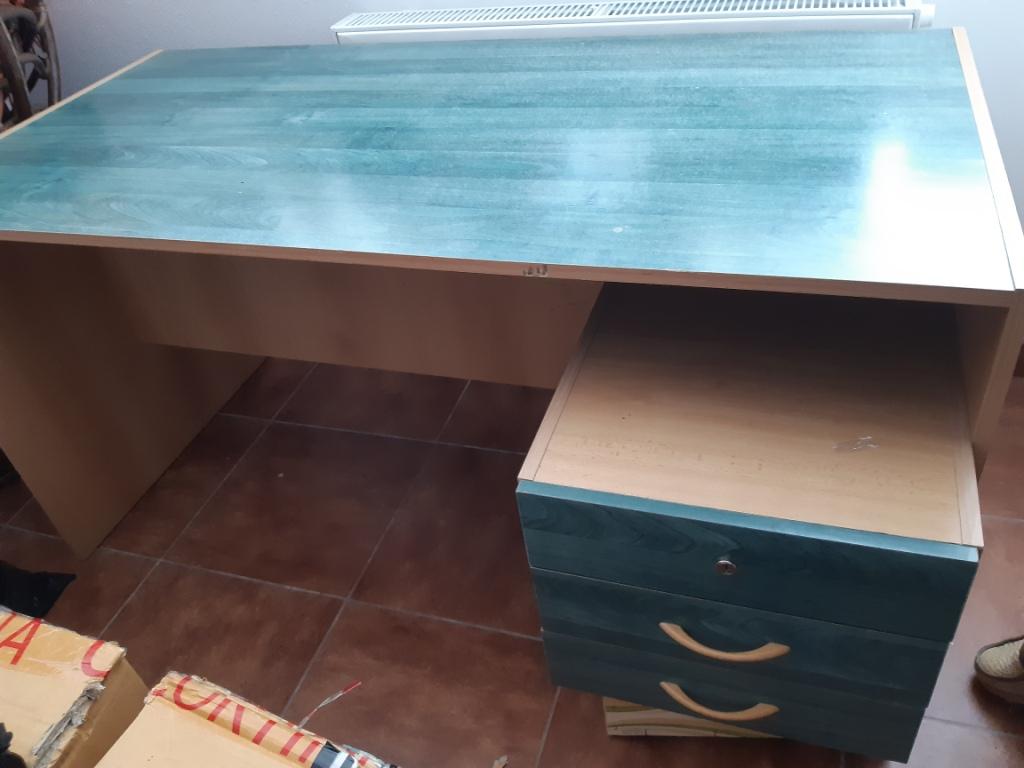 kancelarsky pisaci stol 3 - Obrázok č. 1