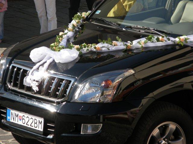 Ivet{{_AND_}}Rasťo Kručekovi - naše nádherné auto