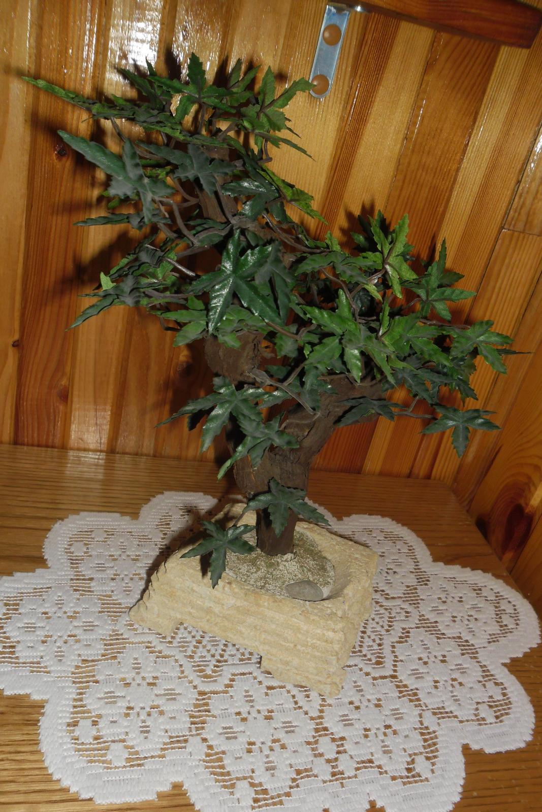 umelý bonsay - Obrázok č. 1