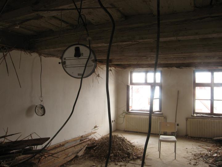 Rekonstrukce se blíží k závěru - Člověk to musí vidět objektivem budoucnosti, jinak by do toho nešel:)