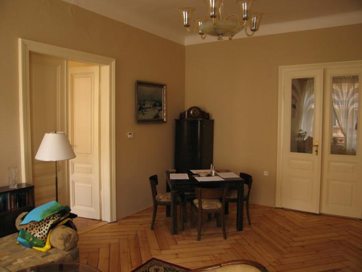 Náš starý byt - Obrázek č. 2