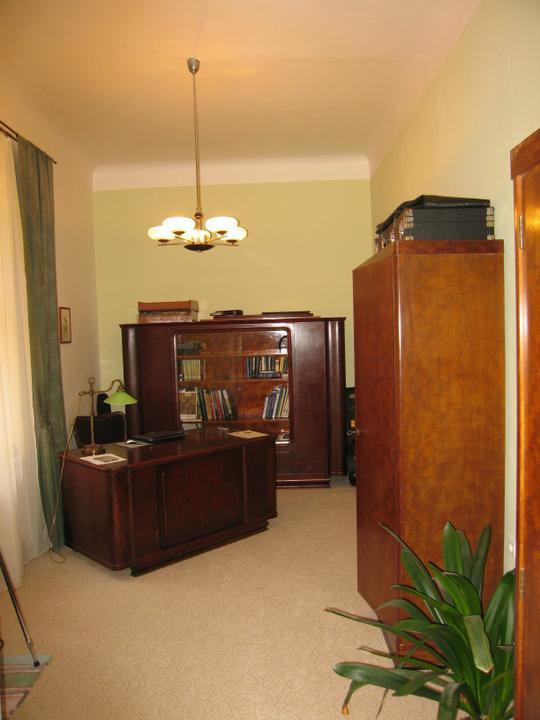 Náš starý byt - Staropokoj:)