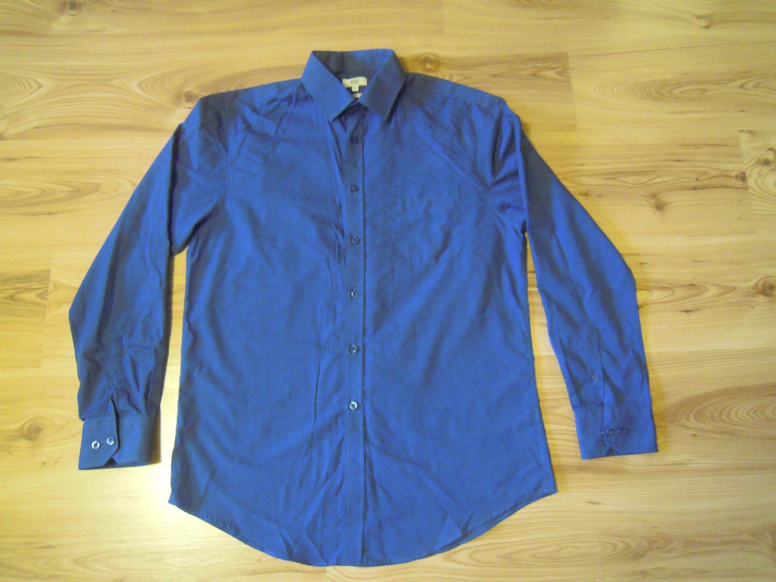Pánska košeľa F&F veľ. 39 - Obrázok č. 1