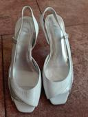 Bílé botky BAŤA-NOVÉ vel.37, 37