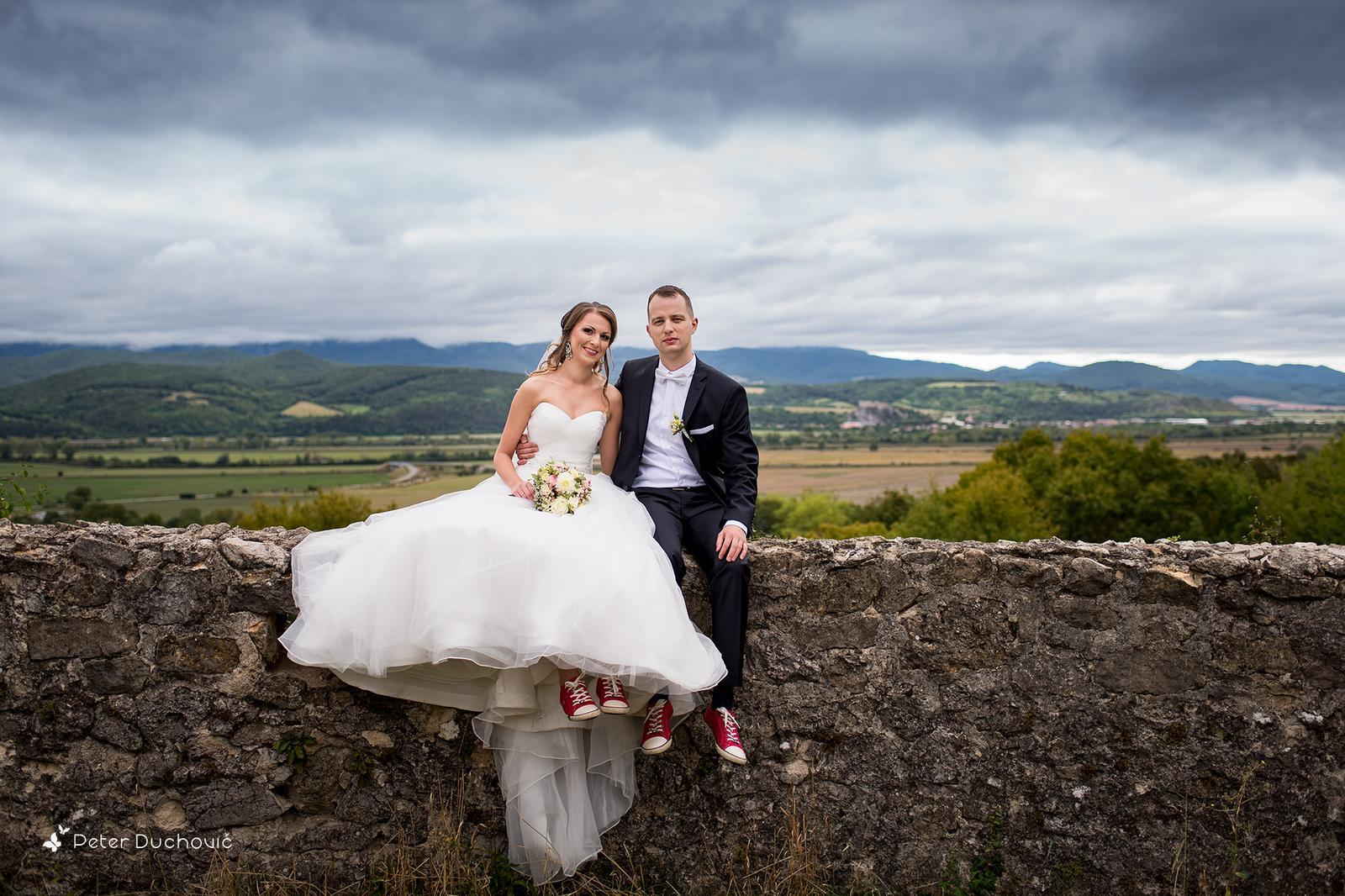 Svadba Adela a Stanko - Obrázok č. 1